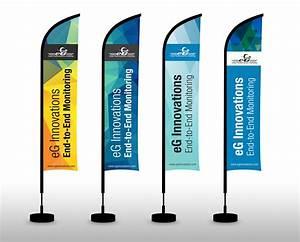 Beach Flag Design By Madhu Barathi At Coroflot Com