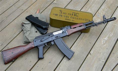 Ak-47, Ak-74... Or Ak-12?
