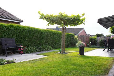 Einen Minimalistischen Garten Gestalten