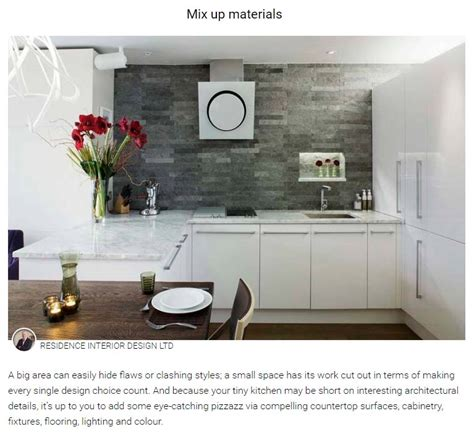 Our Striking London Kitchen Design Is Featured By Homify