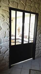 Porte D Intérieur Sur Mesure : les 25 meilleures id es de la cat gorie double porte ~ Edinachiropracticcenter.com Idées de Décoration