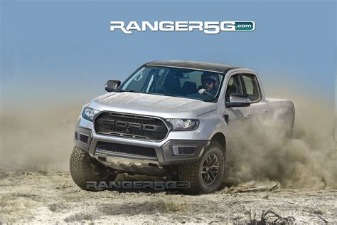 2018 Ford Ranger Raptor by New 2018 Ford Ranger Raptor Rendered Ford Authority