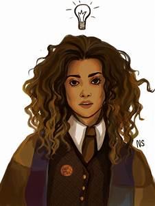 Hermione Granger by nastjastark   Harry Potter Fan Art ...