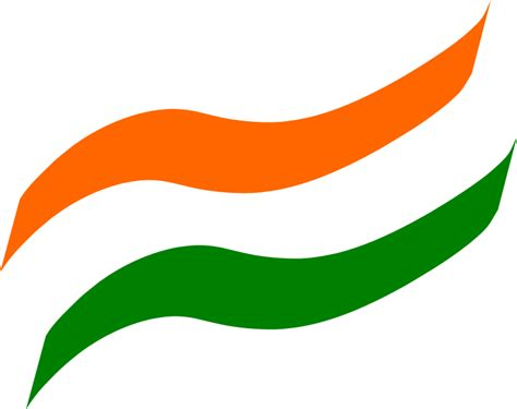 Indian Flag Flying Png