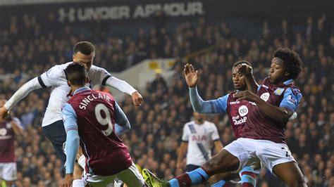 Live match preview - A Villa vs Tottenham 13.03.2016