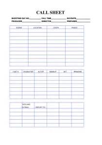 Cold Call Sheet Template Assignment 3 Task 1 Charsmediablog