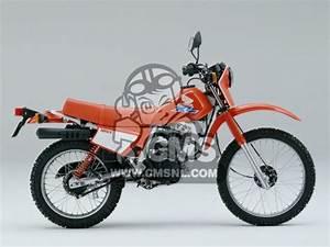 Honda Xl185 Information