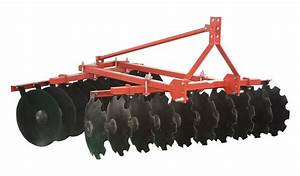 China Agricultural Tractor Disc Harrow  1bqx1 7