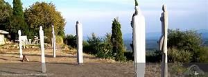 Sculpture De Jardin Contemporaine : le jardin de sculptures tourtour dans le var toute une po sie min rale sculpteur cr ateur ~ Carolinahurricanesstore.com Idées de Décoration