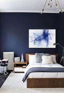 Chambre Bleu Nuit : d co d int rieure aux couleurs de l automne blog izoa ~ Melissatoandfro.com Idées de Décoration