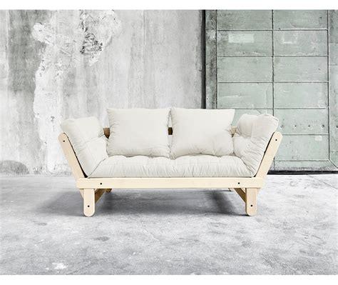 letto futon divano letto futon beat naturale zen vivere zen