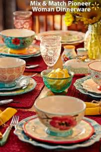 Pioneer Woman Dishes Collection