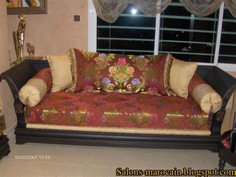 canap駸 marocains photos canap 233 fauteuil marocain