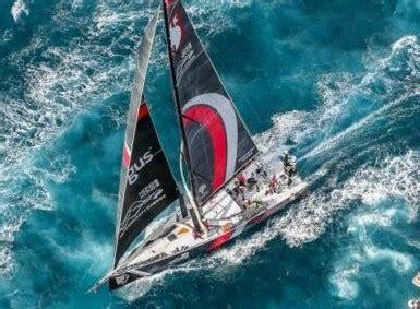 volvo ocean race initiates report  ocean racing safety