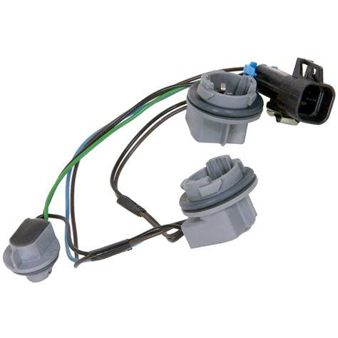 Delco Tail Light Wiring Harness Lamp New Chevy
