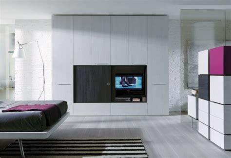 Armadi Con Vano Tv by Armadio Con Vano Tv Style