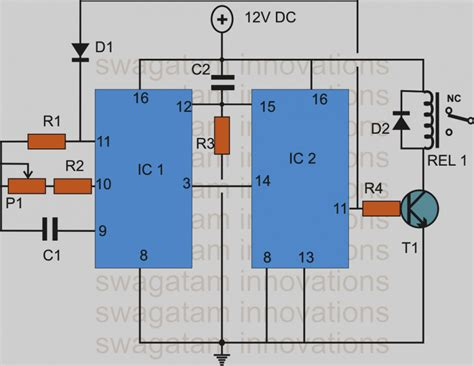 Timer Wiring Pin Diagram by Dayton Delay Timer Wiring Diagram Collection