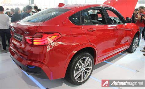 Gambar Mobil Bmw X4 by Bmw X4 Indonesia Rear End Autonetmagz Review Mobil