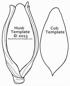 ear of corn template - Google Search | Farm and Gardening ...