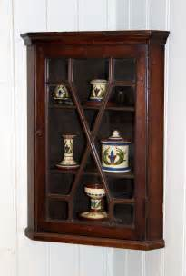 wall mounted corner cabinet small mahogany wall mounted corner cabinet antiques atlas 6946