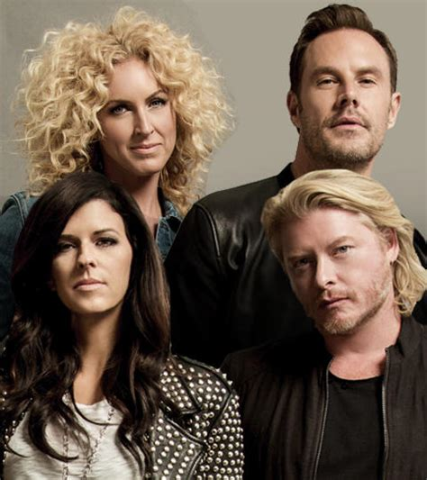 Little Big Town Guests On The Tonight Show Starring Jimmy