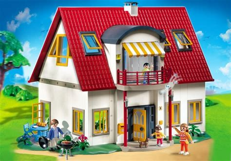 playmobil set 4279 suburban house klickypedia