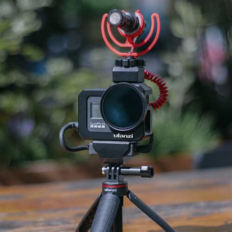 rode videomicro compact  camera microphone hero gear