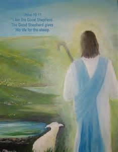 Jesus the Good Shepherd John 10