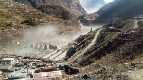 'Uttarakhand disaster may be due to water pocket burst ...