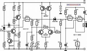 general purpose alarm circuit diagram With circuit diagram a