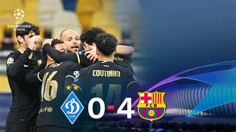 Crónica Dinamo de Kiev - Barcelona: El Barcelona presenta ...