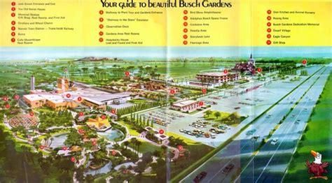 busch gardens lost and found theme park brochures busch gardens ta theme park