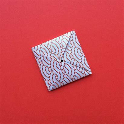 Origami Letter Heart Hidden Paper Diy Letters