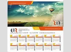 Printable Desk Calendar 201420152016 Webostock Marketplace