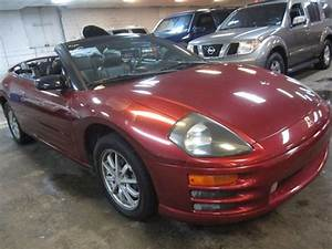 2001 Used Mitsubishi Eclipse Spyder    Convertible At