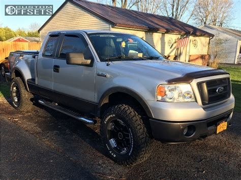 ford   vision warlord rough country leveling kit