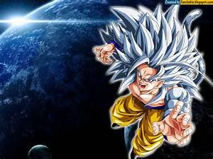 Best Wallpaper: Son Goku Super Saiyan 5 new Wallpaper HD