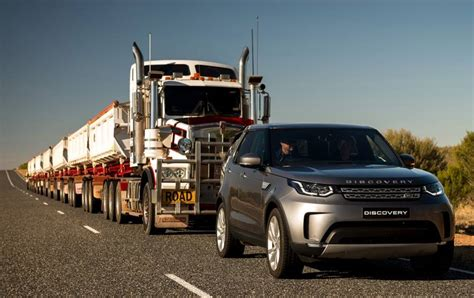 Modifikasi Land Rover Discovery by Towing Paling Gokil Land Rover Discovery Tarik 7