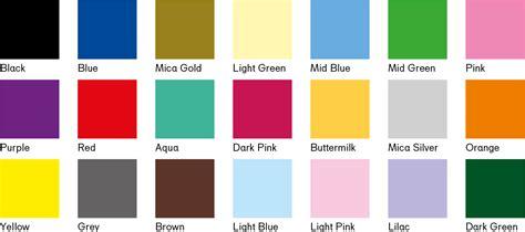 Block Colour  Granby Workshop