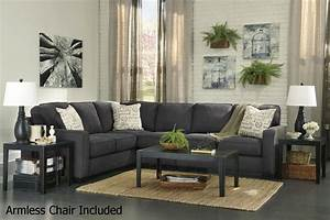 alenya grey fabric sectional sofa steal a sofa furniture With grey sectional sofa los angeles
