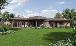 Modern Ranch Home Designs Ideas Photo Gallery by 20 Home Plans With A Great Indoor Outdoor Connection
