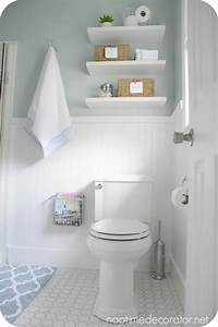 Hometalk master bathroom clean fresh makeover for Cleaning bathroom walls before painting