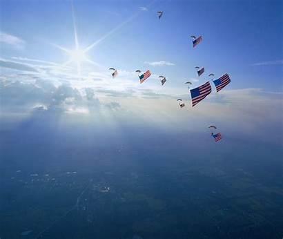 Flags Floating Bing