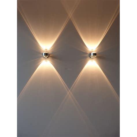 leucos lighting top light puk maxx wall plus chrom matt designer len