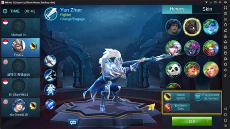 How To Play Sync Account Mobile Legends