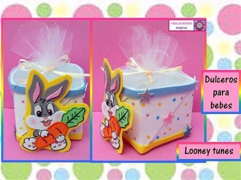 dulceros de looney tunes creaciones m 225 gicas