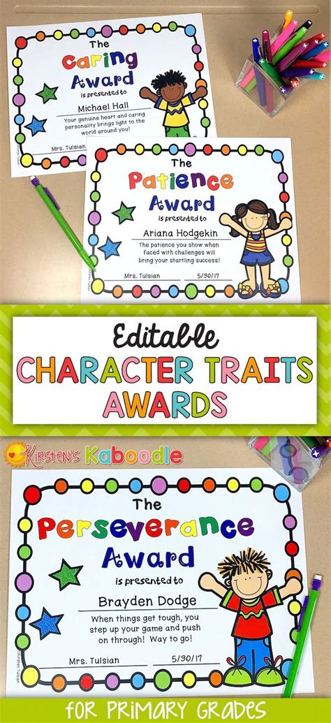 end of year awards character traits awards for lower 830 | 6b4dea8fd6de266da9dfeb62a08f1213