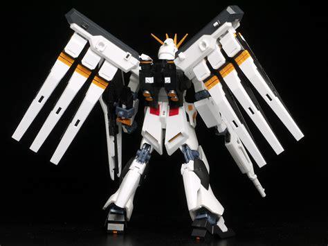 robot damashii side ms nu gundam expansion full set