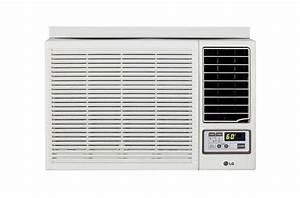 Lg Lw1213hr  12 000 Btu Heat  Cool Window Air Conditioner