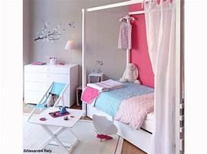 Chambre Fille 8 Ans : decoration chambre fille 10 ans ~ Teatrodelosmanantiales.com Idées de Décoration